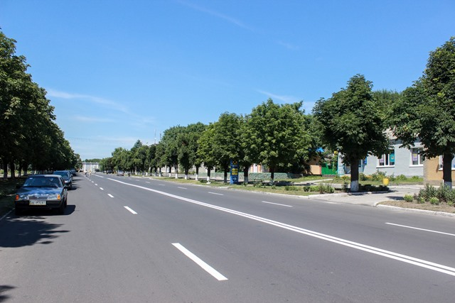 В 2017-м на Днепропетровщине отремонтировали более 160 дорог