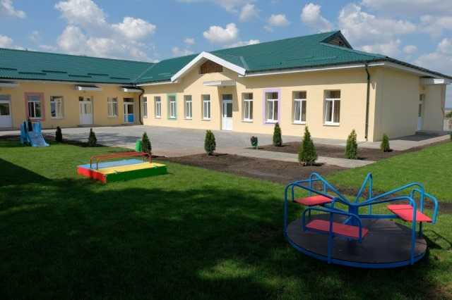В этом году в области реконструировали 13 детских садиков