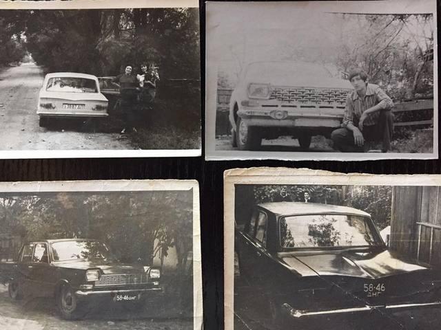 «Балтика» и загадочная машина-двойник «Фантомас» (внизу, темного цвета).