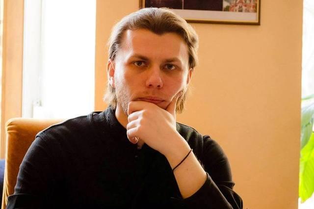 На фото: Макарий Тарасов.