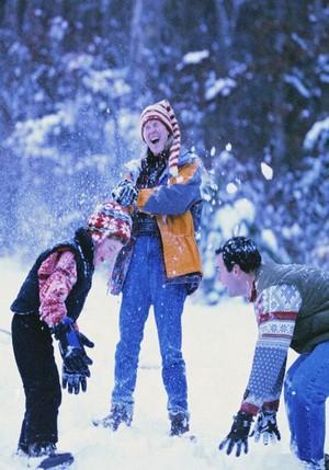 В воскресенье в Днепре пройдет снежная битва