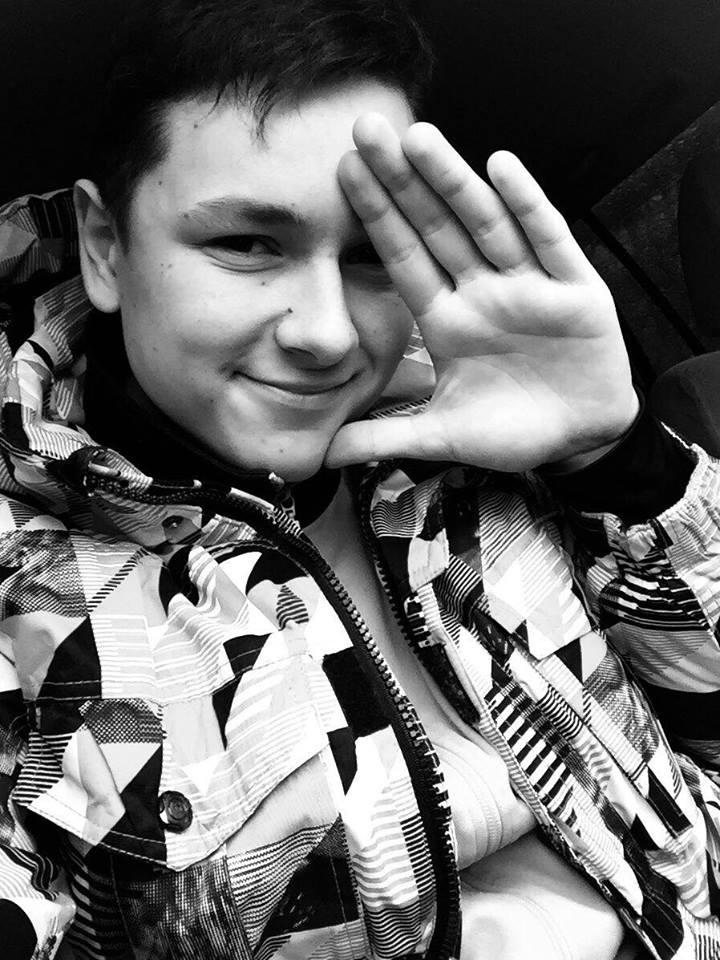 Без нашей помощи 15-летний Влад не справится с лимфомой!