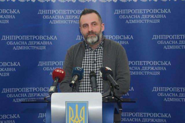 Основатель IT-хаб BroBots на Киевщине Филипп Духлий