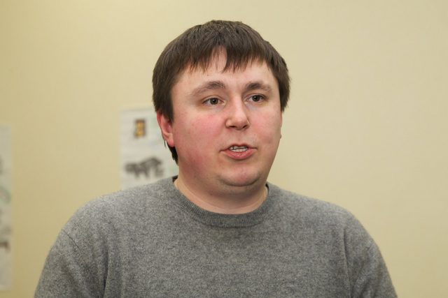 Советник председателя ДнепрОГА Юрий Богданов