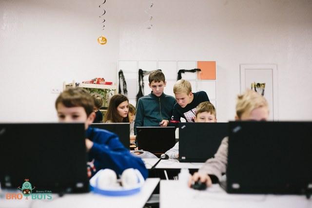 Для продвижения школ IT и робототехники будут проводить соревнования