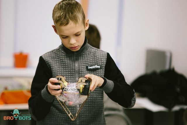 Для детей Днепропетровщины создают не просто интересное хобби