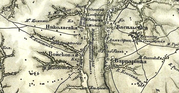 Ненасытецкий порог на карте Тайны Днепра: великий Кобзарь на Приднепровье