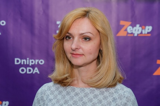 Ольга Горб – советник председателя ДнепрОГА