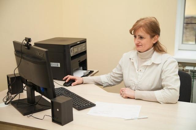 Данные пациента вносят в систему «Электронное здоровье»