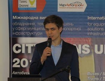Исполнительный директор Сити Транспорт Групп Игорь Чуркин