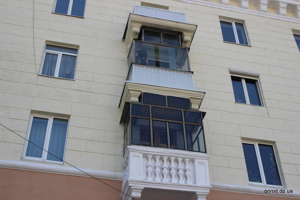 Каждому отреставрированному фасаду – свой цвет
