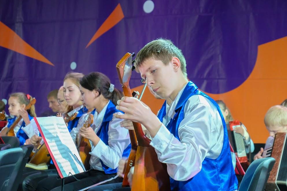 Первый день второго тура детского талант-фестиваля «Z_ефир» собрал более 700 участников