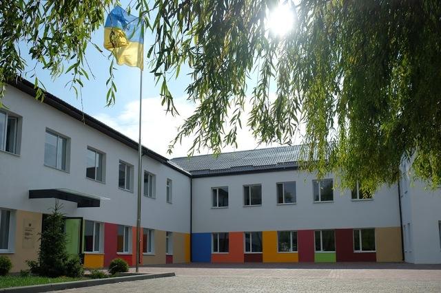 Петриковскую школу реконструировали в 2017-м