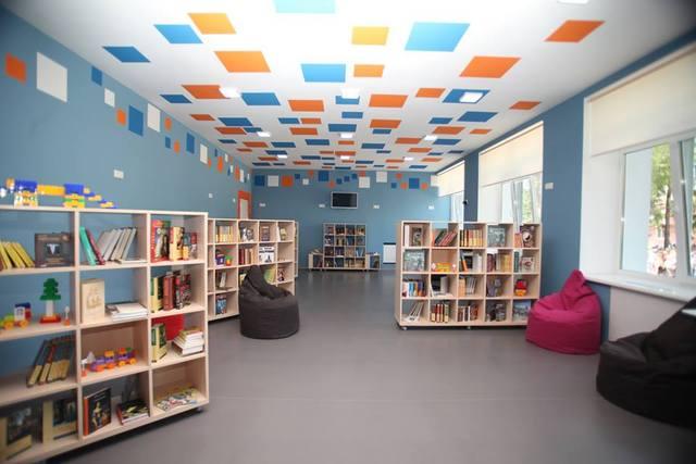 Медиатека в Солонянской школе – современная библиотека, удобная для особенных детей
