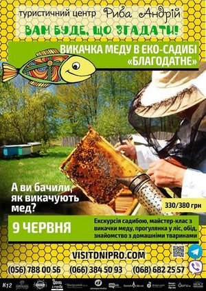 Викачка меду