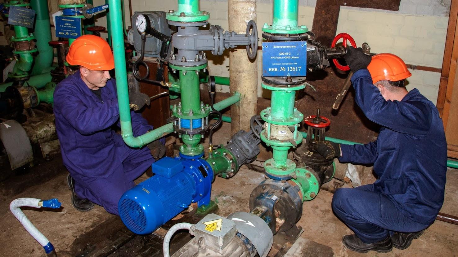 такой фотографии ремонта водопроводов считать, что пластикой