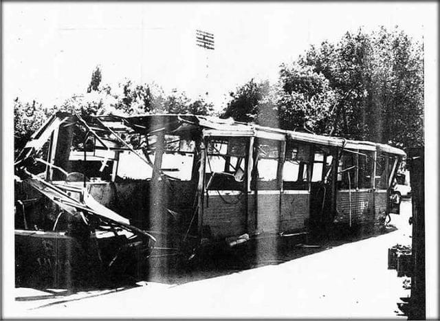 трамвайная катастрофа в Днепродзержинске Каменском