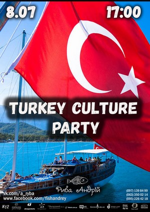Turkey Culture Party