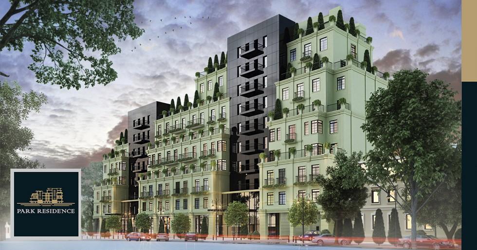 Кредит на квартиру в новострое в центре Днепра: лучшее от Greenwood