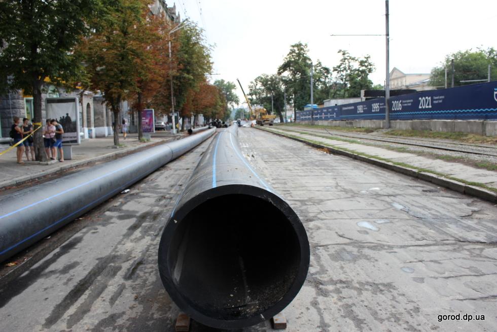 Первый трамвай вернется на маршрут 1 сентября