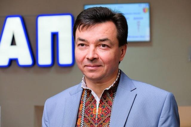 Заместитель председателя Днепропетровской ОГА Владимир Юрченко