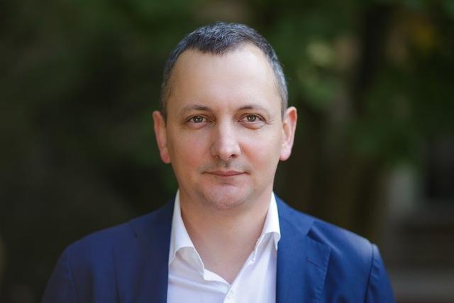 Советник председателя ДнепрОГА Юрий Голик