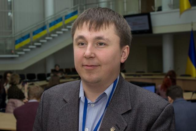 Советник главы Днепропетровской ОГА Юрий Богданов