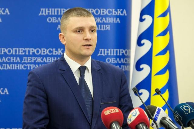 Советник главы Днепропетровской ОГА Виталий Литвин