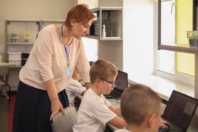Преподаватели школ робототехники прошли специализированное обучение