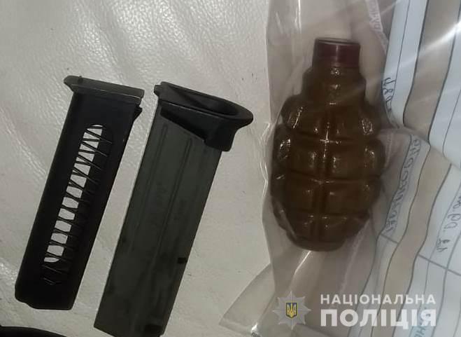 Наркодилера из Днепропетровщины задержали  полицейские в Одессе