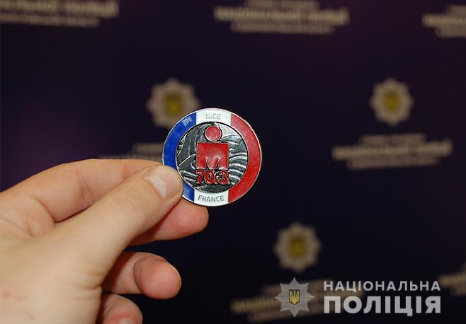 Полицейский из Днепра стал первым в мировых соревнованиях IRONMAN