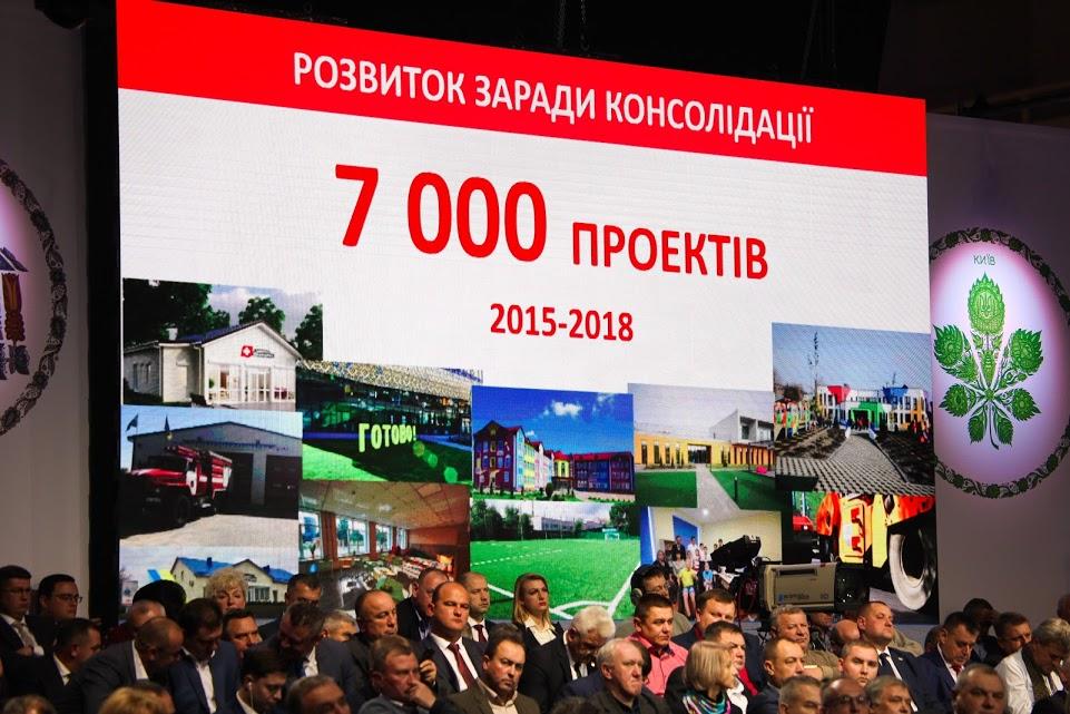 Успехи децентрализации на Днепропетровщине отметил Президент Украины Петр Порошенко во время заседания Совета регионального развития