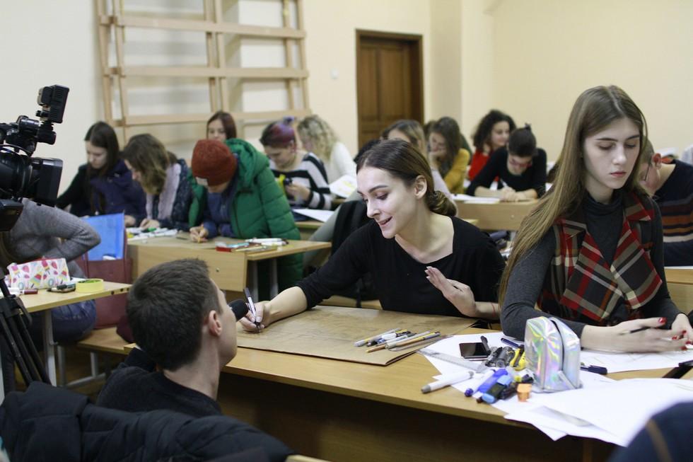 Юные украинские архитекторы борются за поездку в Милан в рамках конкурса «Архитектор 2019»