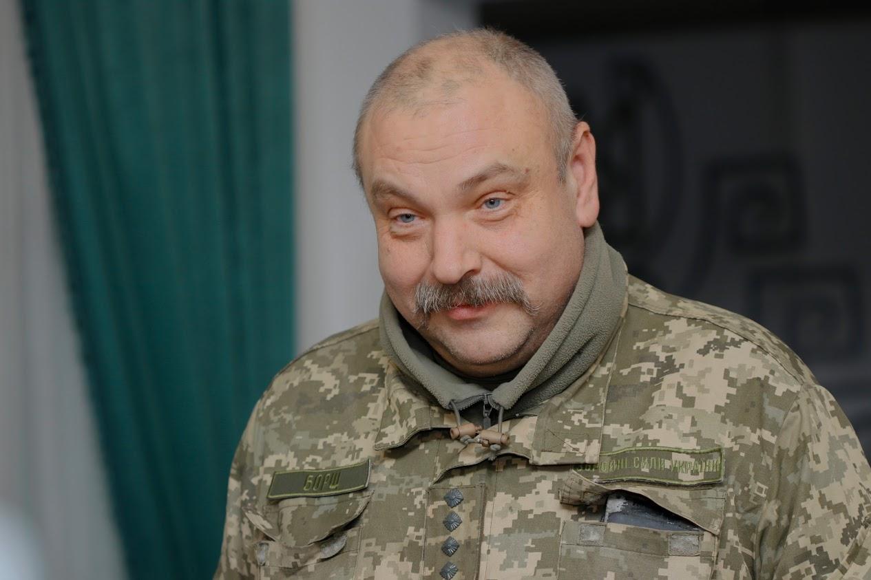 В Днепровском городском совете поздравили участников АТО и ООС с Днем Вооруженных сил Украины