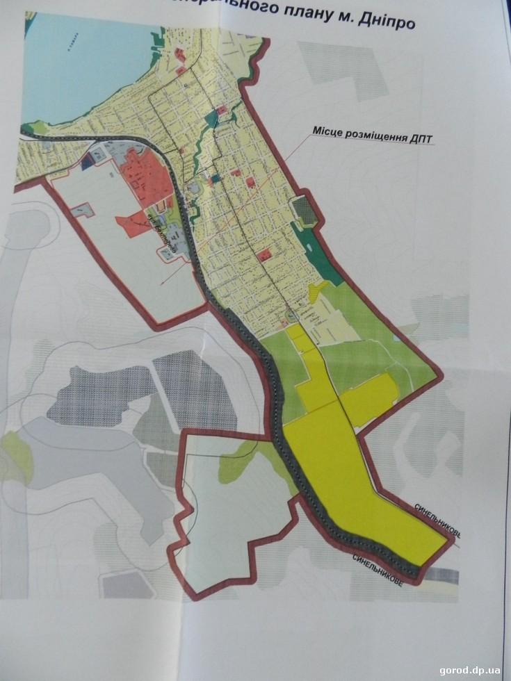 Детальный план территории по ул. Бехтерева предполагает постройку грандиозной солнечной электростанции в этом районе. Подробности градсовета Днепра: на Игрени –  солнечная электростанция, на Запорожском шоссе – новый жилой комплекс
