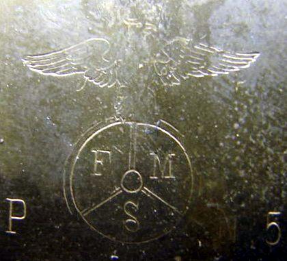 Часы настенные марки «Mauthe» Хранитель времени