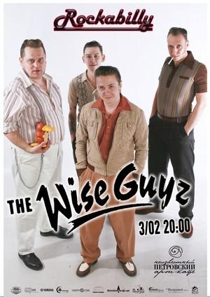 The WiseGuyz