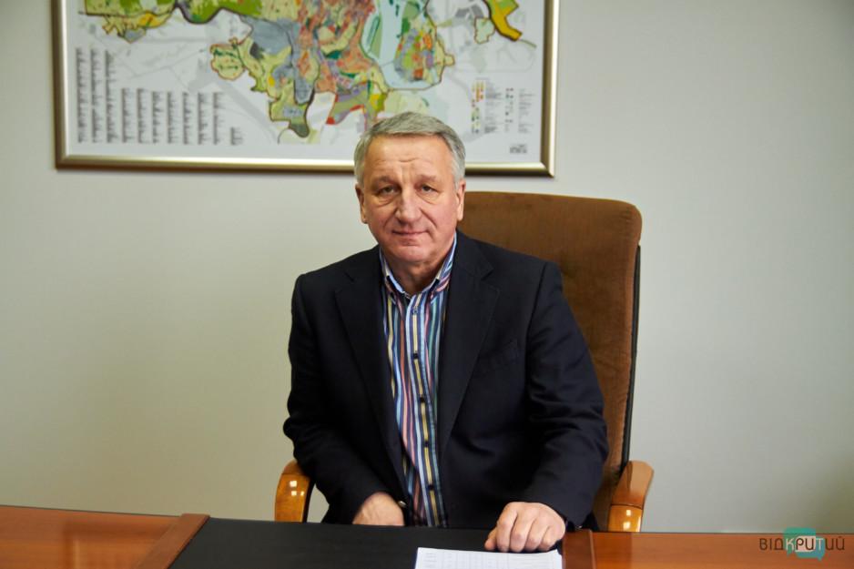 Иван Куличенко о переименовании Днепра и области, парламентском лоббизме и возможности возвращения на пост мэра
