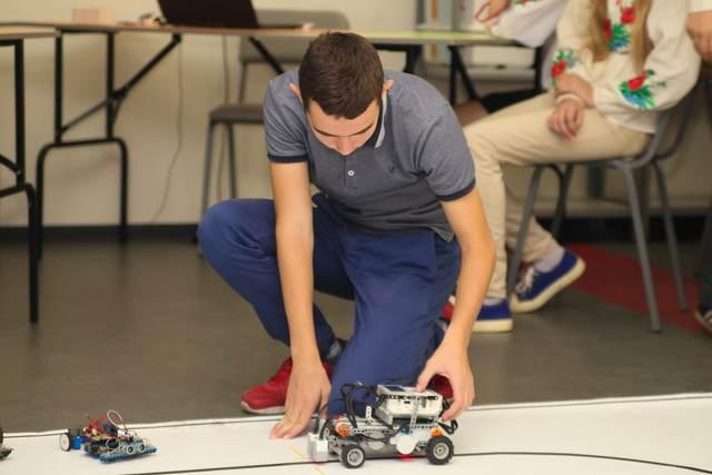 В школах робототехники учатся дети от 7 до 16 лет