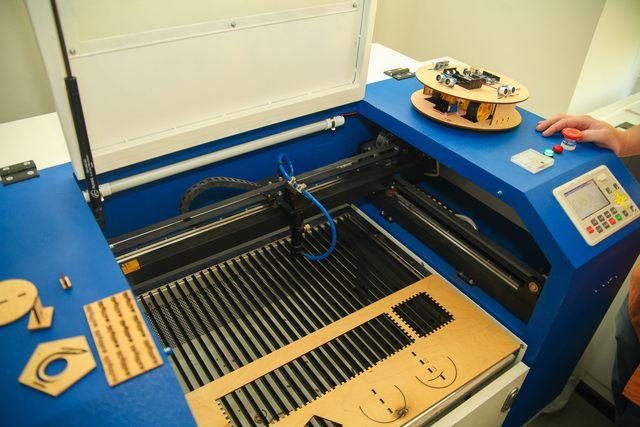 В школах робототехники - современное оборудование