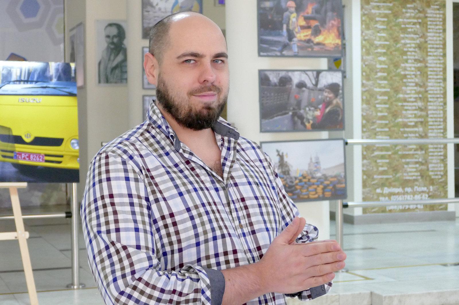 Обычные – необычные: в ОГА презентовали фотовыставку о жителях Днепропетровщины «Все вместе»