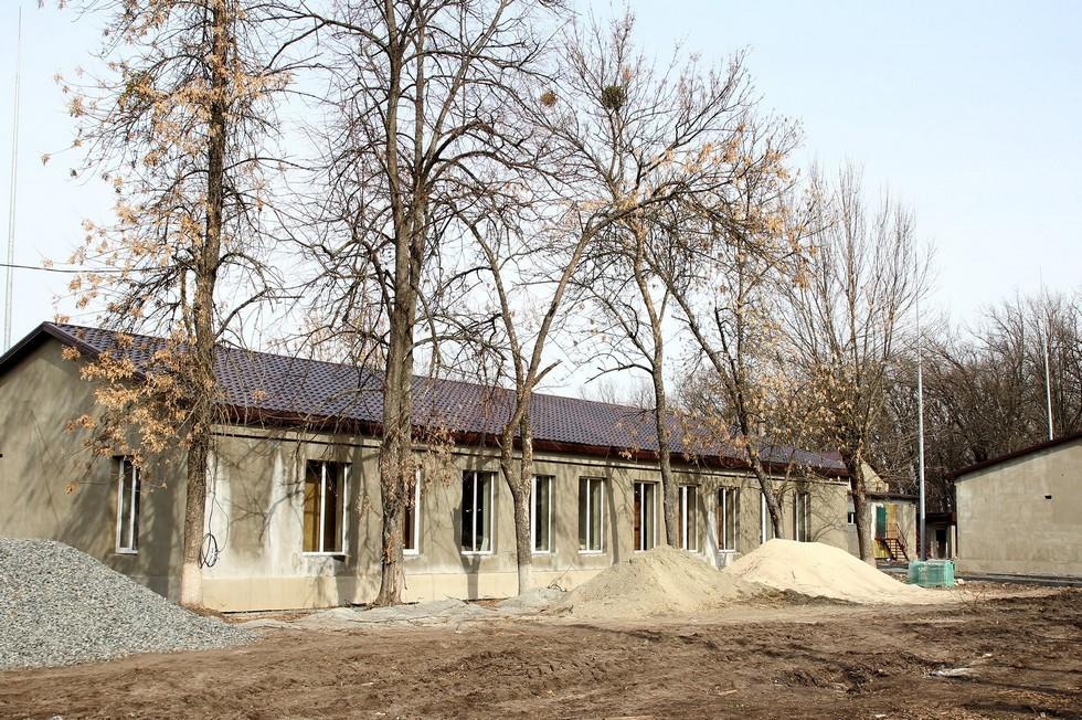 Старый и заброшенный детский лагерь в Хащевом превращаем в современный и комфортный