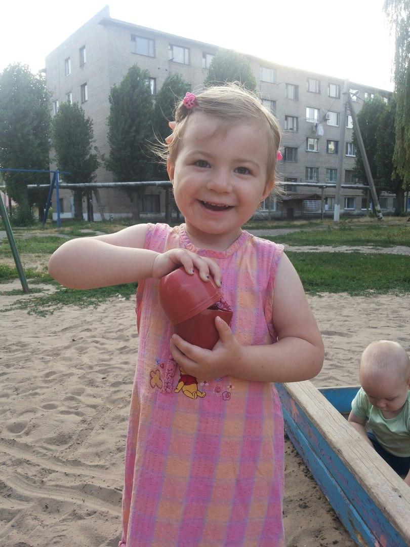 Поможем четырехлетней крохе справиться с лейкозом