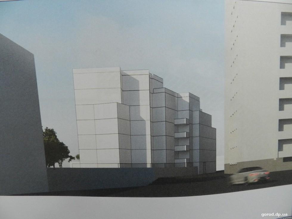 Предложение по строительству жилого комплекса на Севастопольском спуске, 5. Новости градсовета Днепра: «мир» - ландшафтам, «война» - дворцам