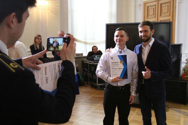 Фонд Бориса Колесникова подвел итоги всеукраинского студенческого конкурса «Авиатор 2019»