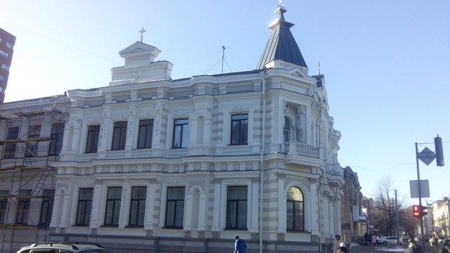 Бывший особняк Андерегга стал епархиальным центром