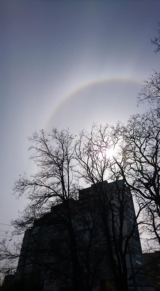 В Днепре зарегистрировано редчайшее природное явление: приметы и суеверия