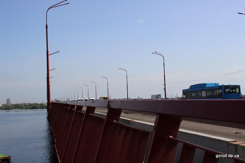 На ремонт моста потратили 399 млн гривен