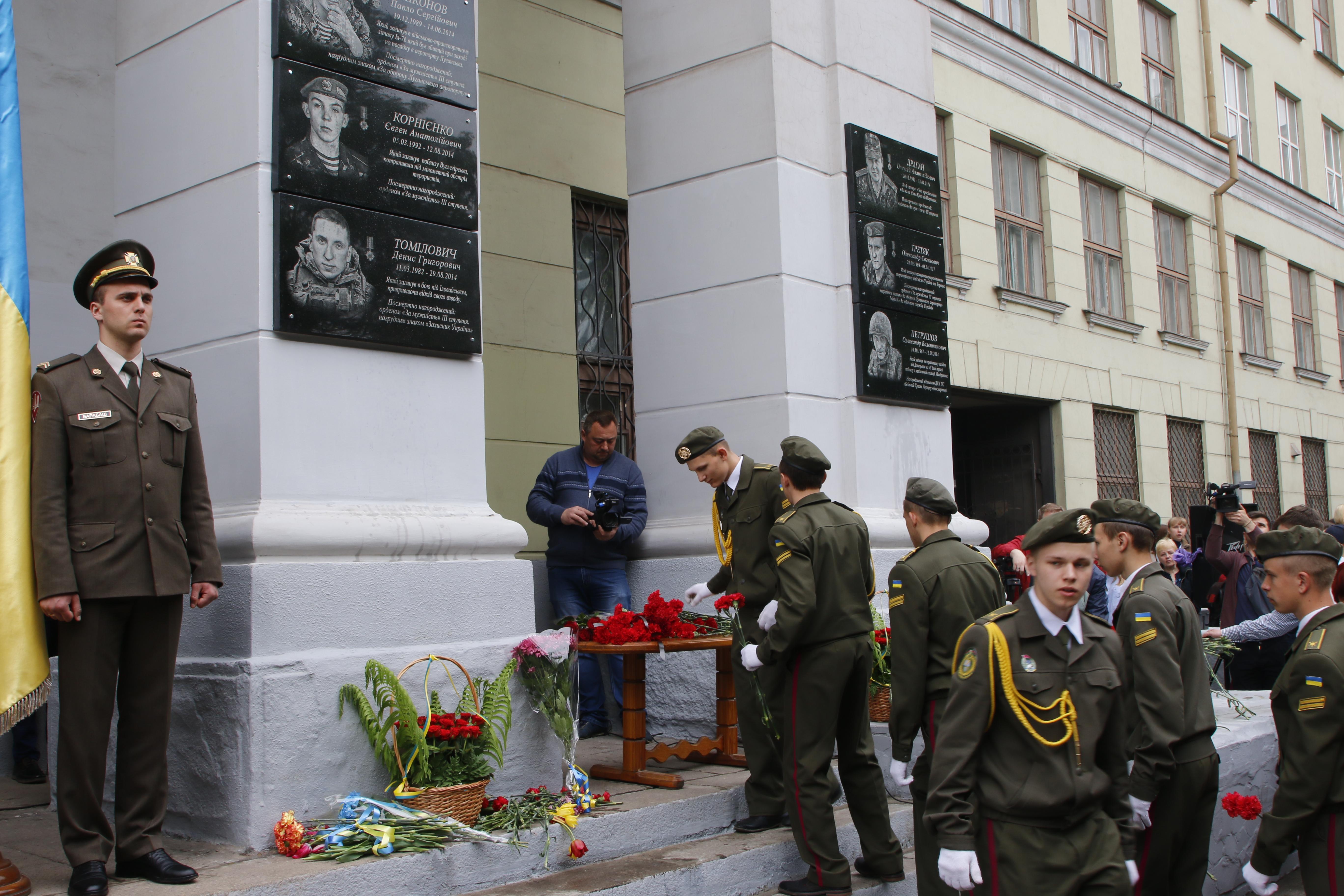 Глеб Пригунов: «Жертва погибших бойцов должна научить нас 2 урокам»