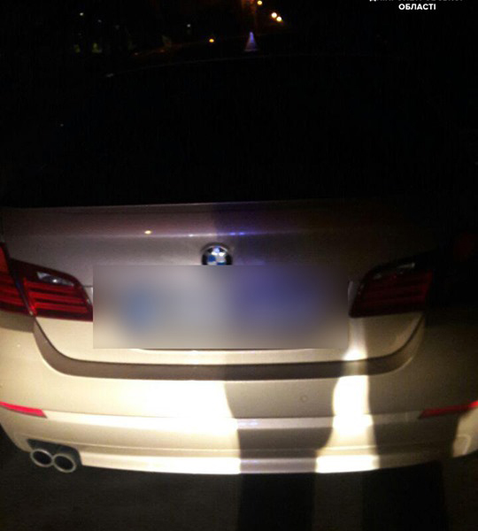 Патрульные обнаружили у водителя признаки алкогольного опьянения и заряженное оружие